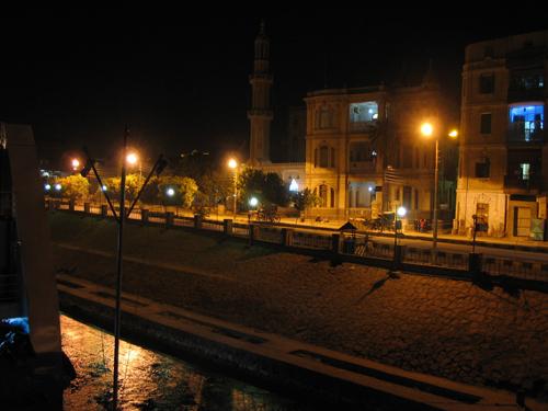 Noche de Egipto