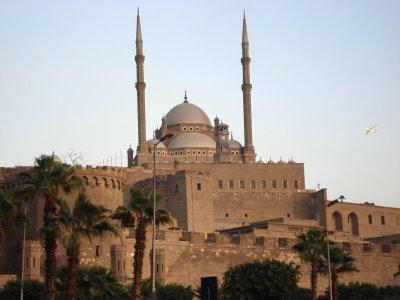 Ciudadela de Saladino, El Cairo, Egipto