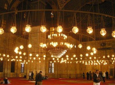 Mezquita de Alabastro, Ciudadela de Saladino, El Cairo