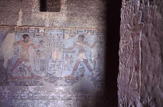 Tumbas de los nobles, Asuán