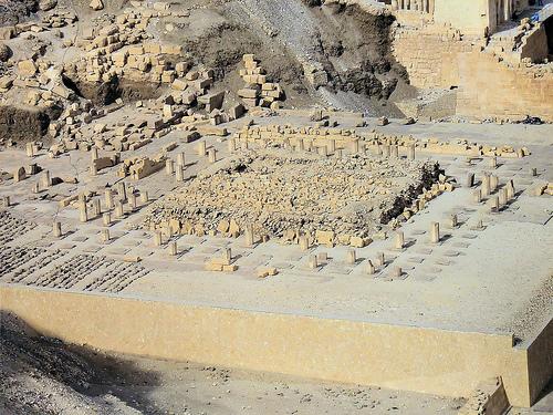 Templo y tumba de Mentuhotep II, Deir el-Bahari