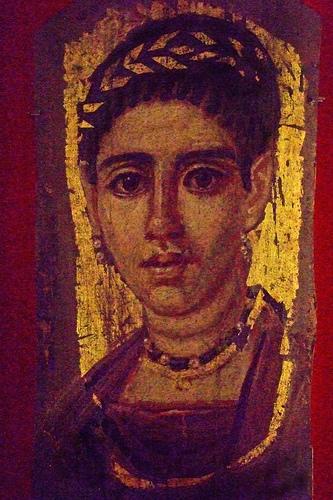 Retrato El Fayum