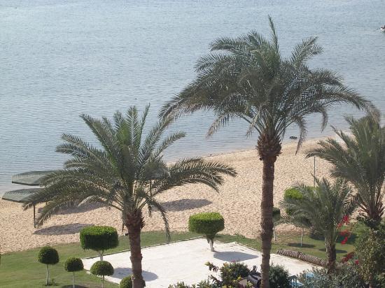 Playas, costa ismailia, Canal de Suez, Egipto
