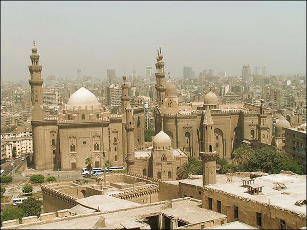 Mezquita ibn tulun, amr, El Cairo