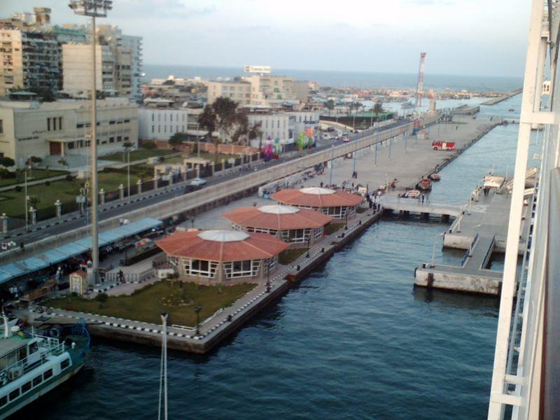 Port Said, Suez