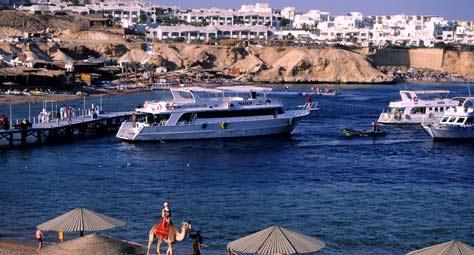Sharm el-Sheij, pen�nsula de sina�