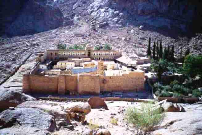 fortaleza faraónica el arish sina�