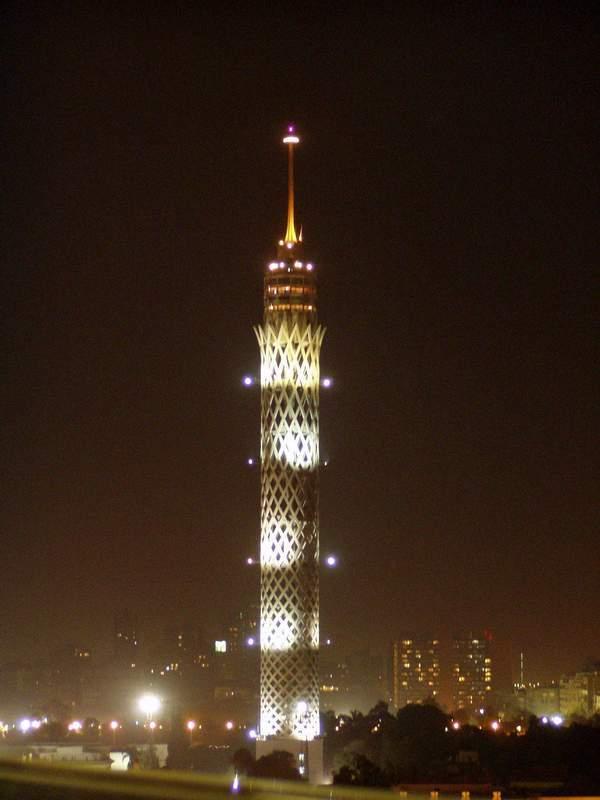 Torre de El Cairo, Egipto