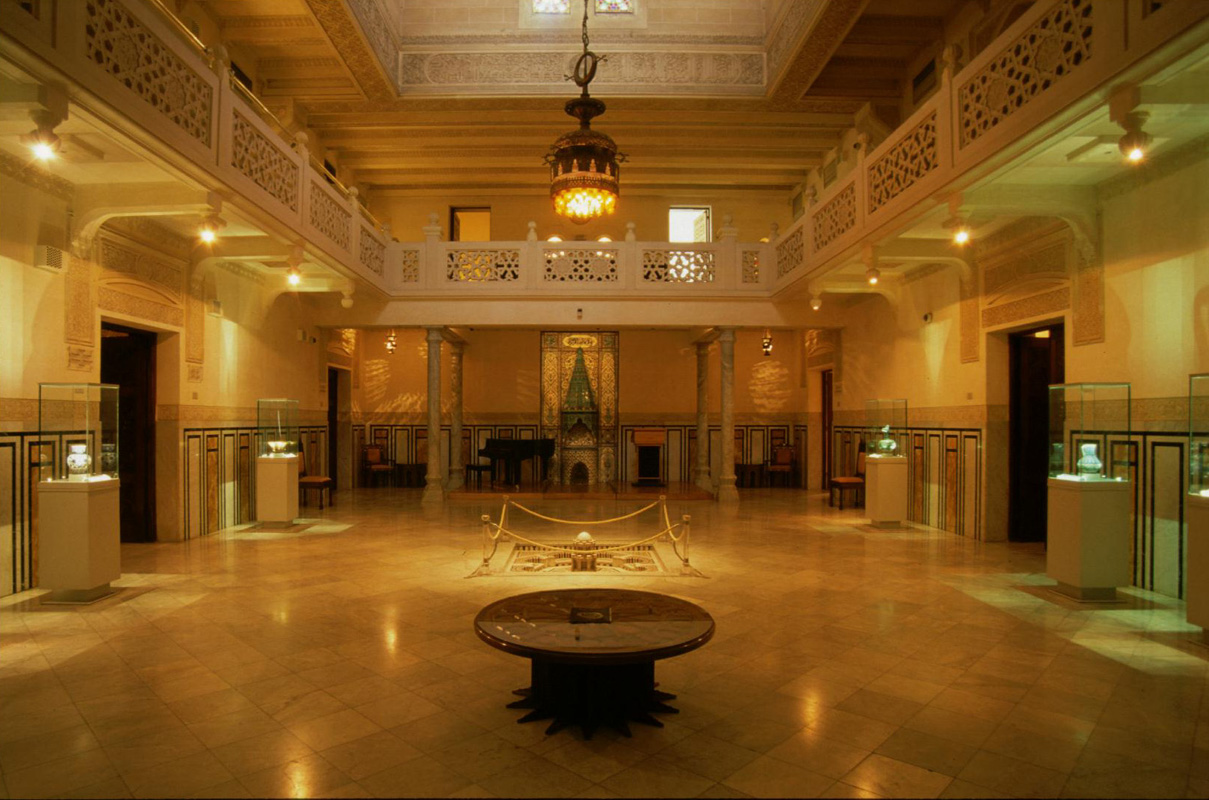 Museo de Cerámicas Islámicas, Gezira, El Cairo
