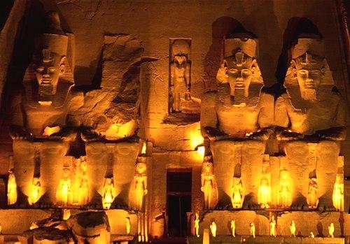 Abu Simbel, templos de Ramsés II, Información práctica