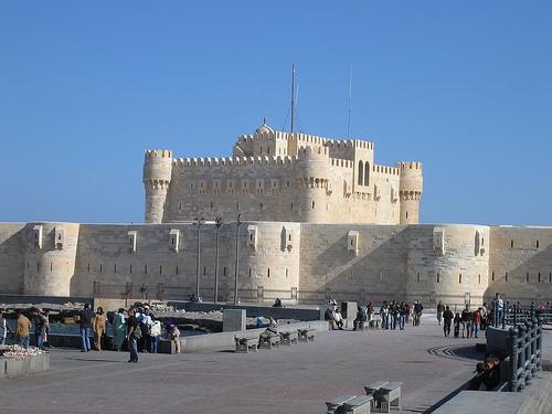 Fortaleza de quaitbay, Alejandria