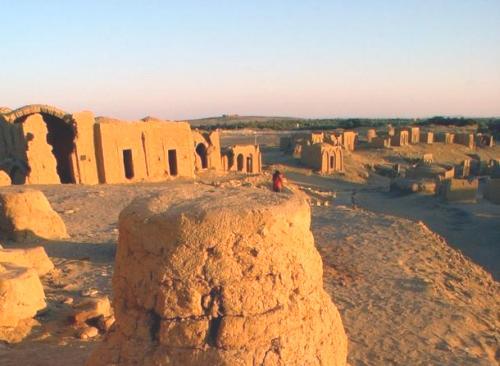 Templo de Hibis, Oasis de Kharga, Desierto Occidental Egipcio