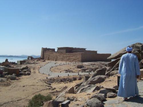 Templos Nubios