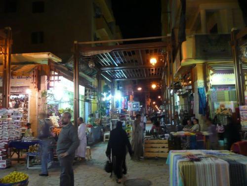 Feria en Luxor