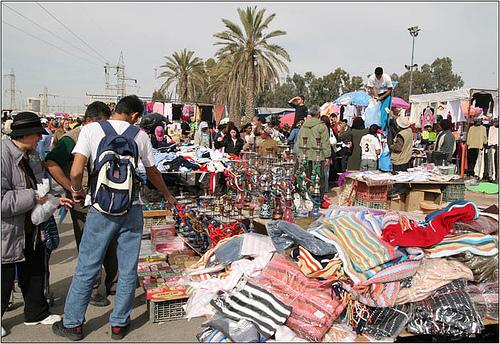 Comercio en Egipto