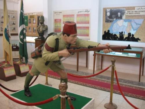 El Alamein, las huellas de una guerra