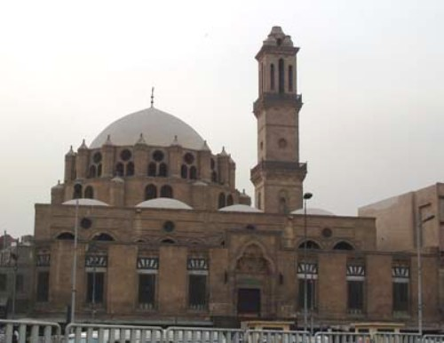 Mezquita de Abu El Dahab