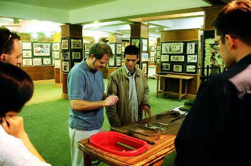 El Museo del Papiro, en El Cairo