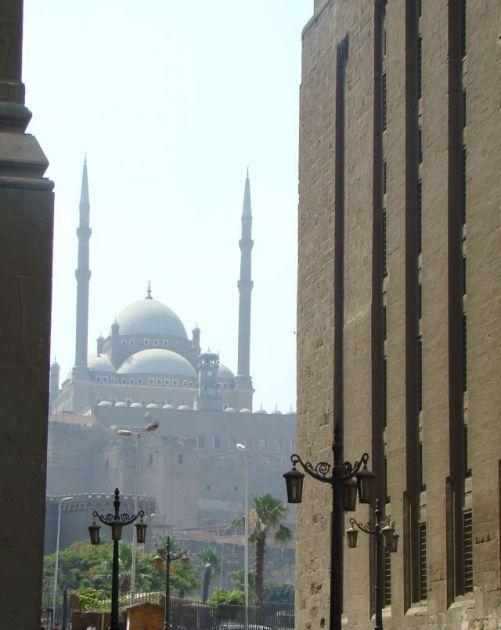 Mezquita de Alabastro