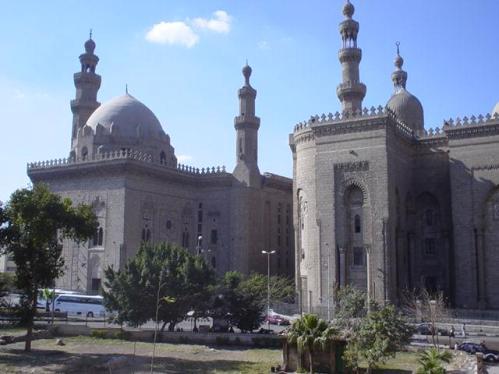 Imagen de mezquita de Al-Refai