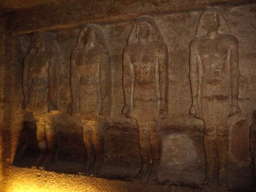 Qar y su tumba en Giza