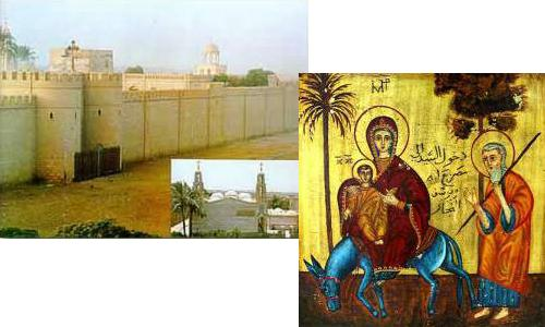 El-Qusiya y el monasterio Muharraq