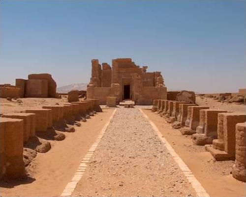 Deir el-Hagar, el Monasterio de Piedra