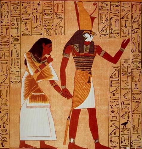 Mito de Horus