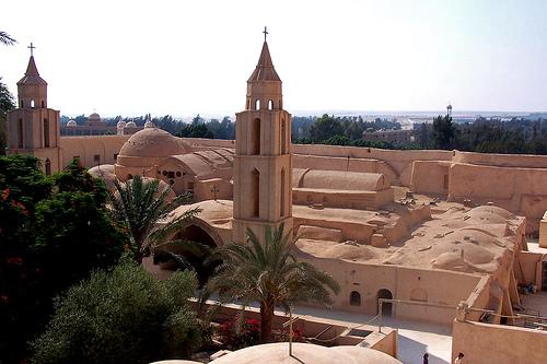 Monasterio Rojo