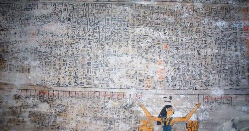 La Capilla Sixtina de Luxor, nuevo descubrimiento