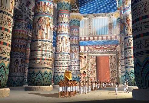 La Fiesta Opet del Antiguo Egipto