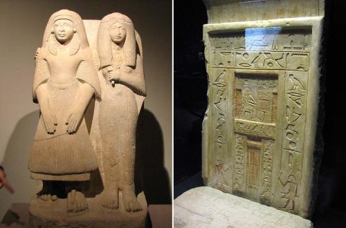 El Museo de Imhotep, en Sakkara