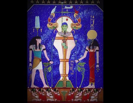 Ptah, el dador de vida