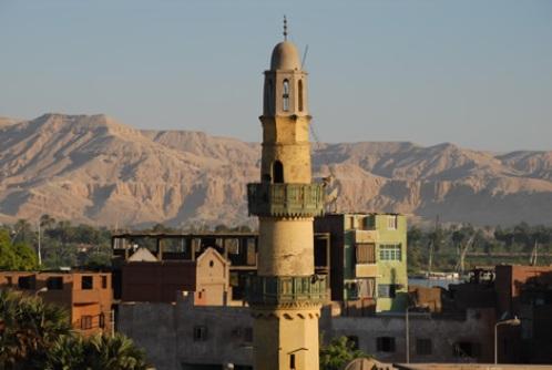 Qus, una ciudad del Alto Egipto