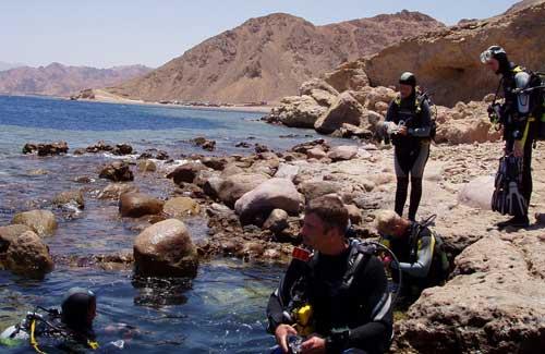 Deportes y actividades en Dahab