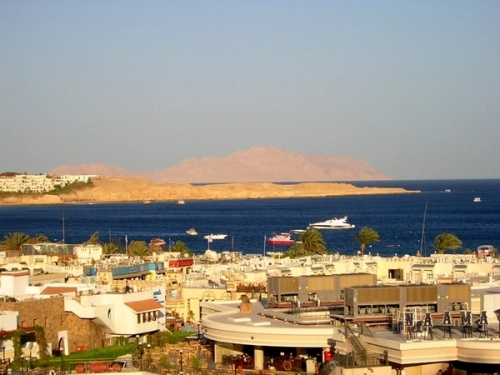 Bahia Naama, costa del Mar Rojo