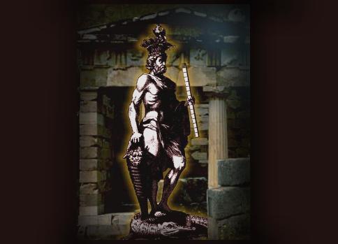 Serapis, el dios greco-egipcio