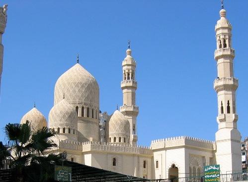 La Mezquita Terbana, joya alejandrina