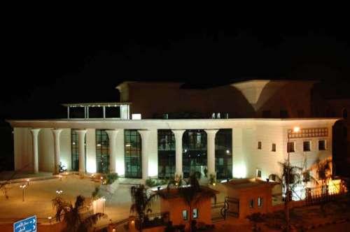 El Centro del Patrimonio, en Luxor