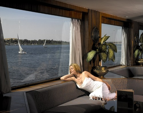 Queen of Hansa, crucero egipcio