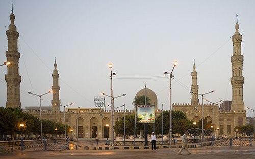 Damanhur, destino del Bajo Egipto