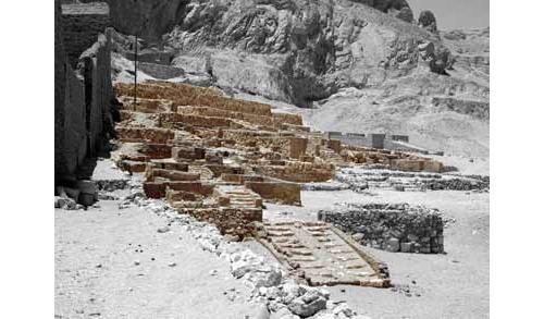 Capilla de Hathor, Deir el Medina
