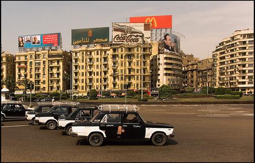 Moverse por el Cairo