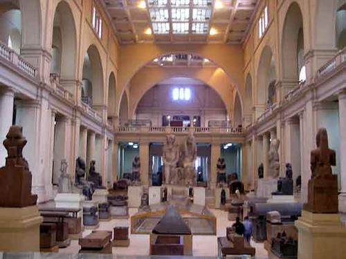 Museo de Antiguedades de El Cairo