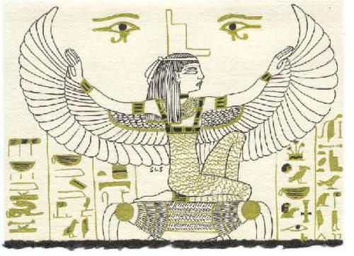 book of the dead horus