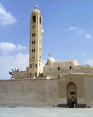 Monasterio de San Macarius