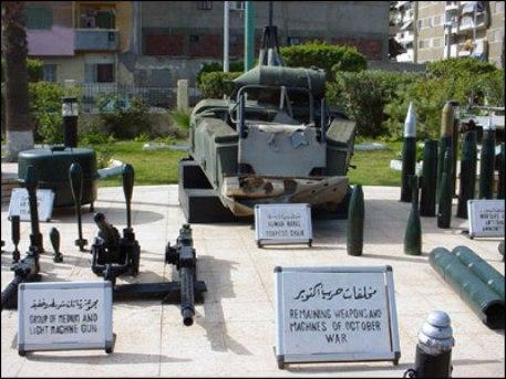 Principales museos de Port Said