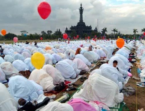 Eid al-Fitr, evento religioso en Egipto