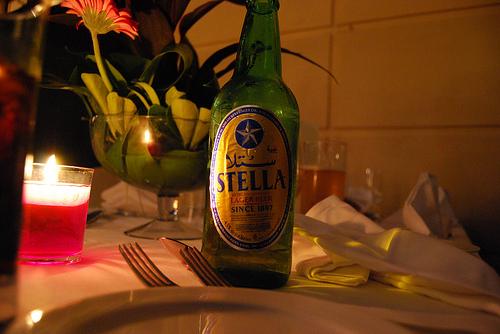 Cerveza en Egipto