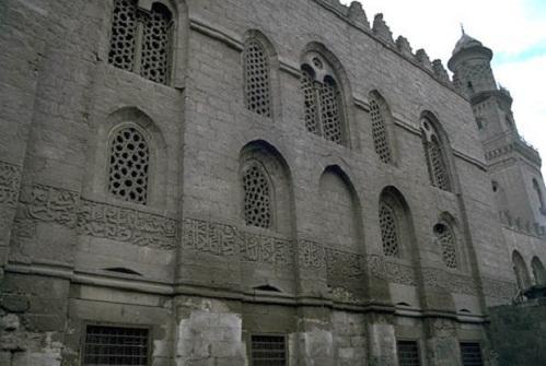 Bayn al-Qasryn, en El Cairo